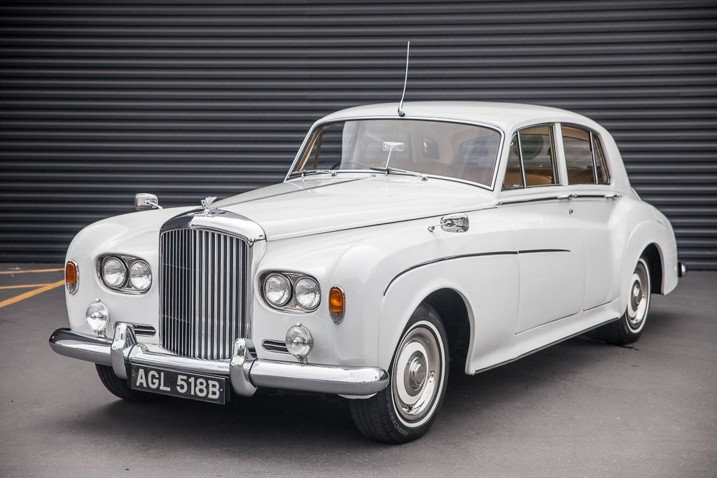 Pre-Owned 1961 Bentley Continental GT