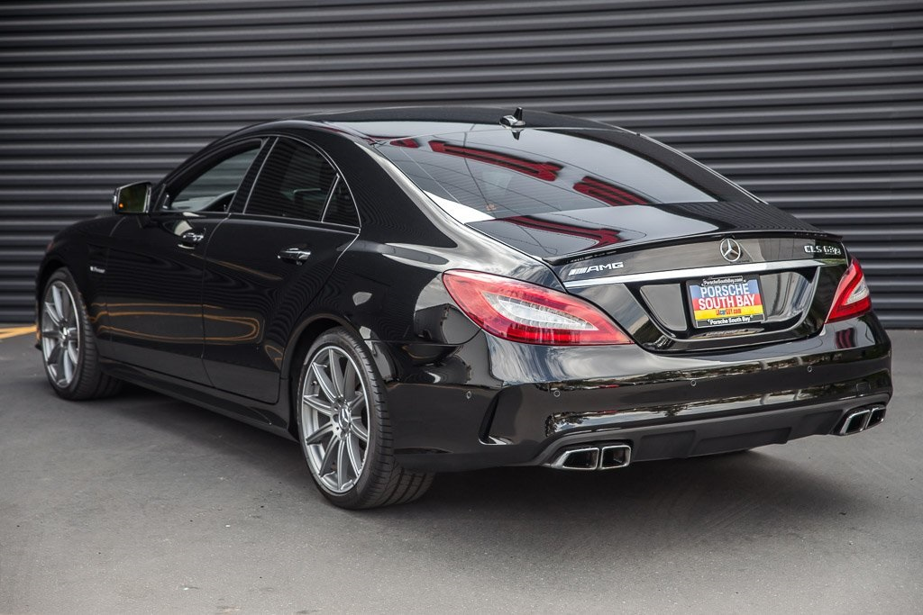 Pre-Owned 2017 Mercedes-Benz CLS CLS 63 S AMG®