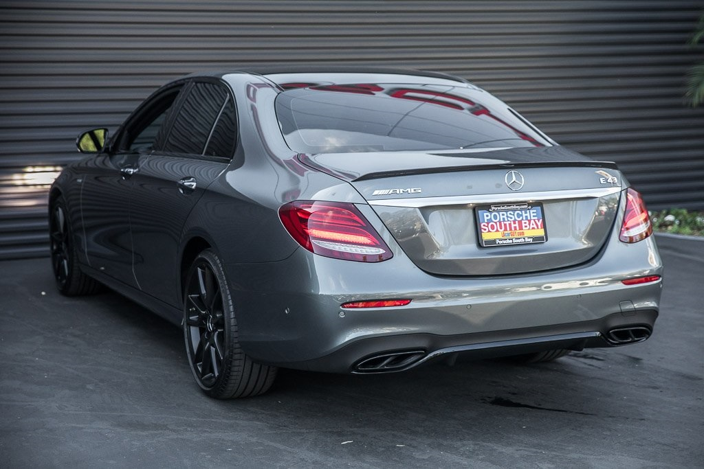 Pre Owned 2017 Mercedes Benz E Class E 43 AMG®