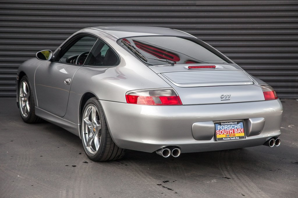 Pre-Owned 2004 Porsche 911 40 Year