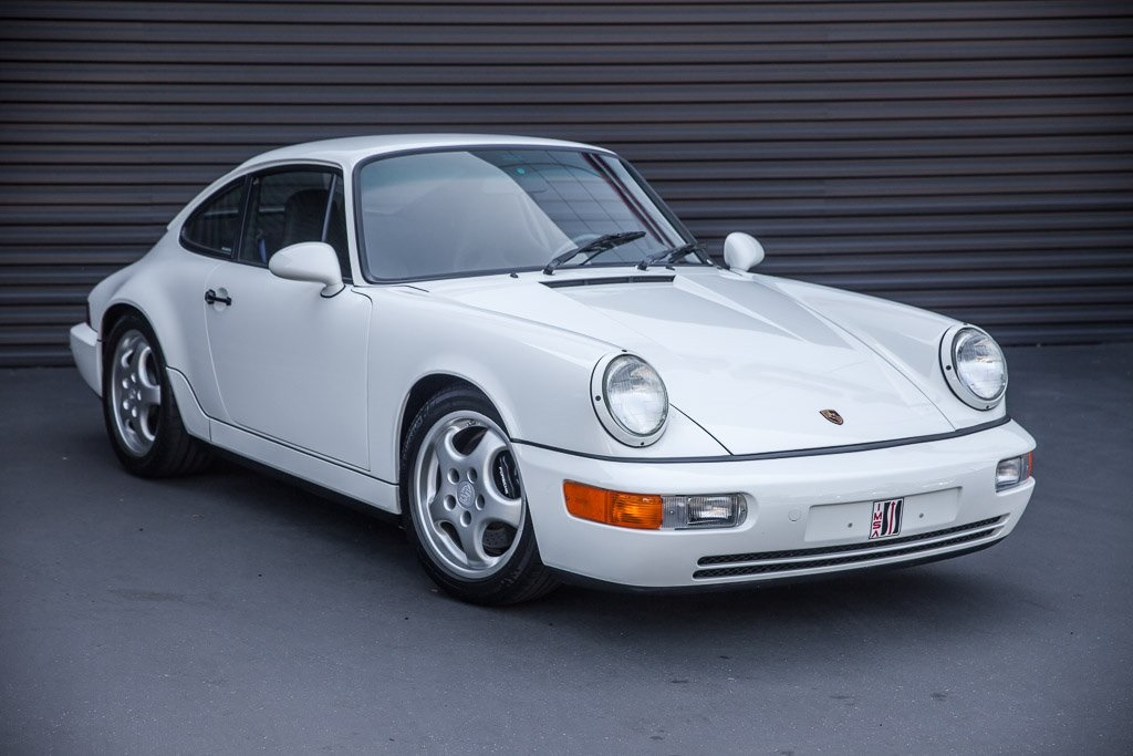 Pre-Owned 1992 Porsche 964 Carrera Cup Car