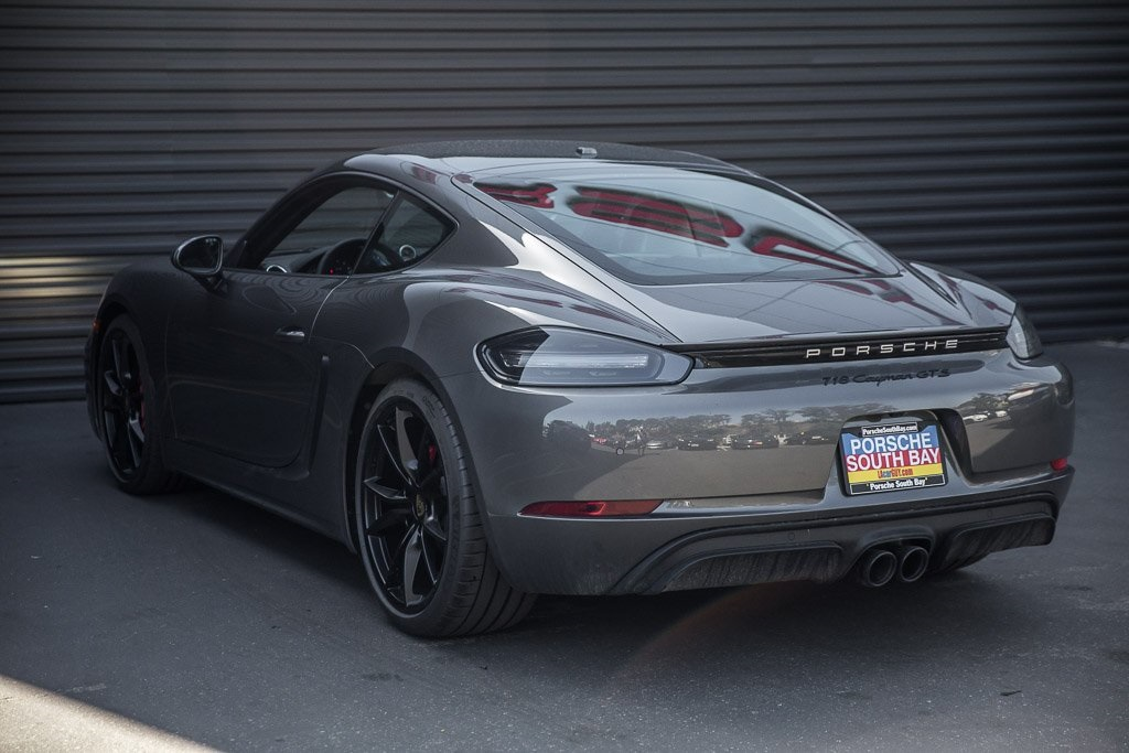 new 2018 porsche 718 cayman gts coupe in hawthorne #186331 | porsche