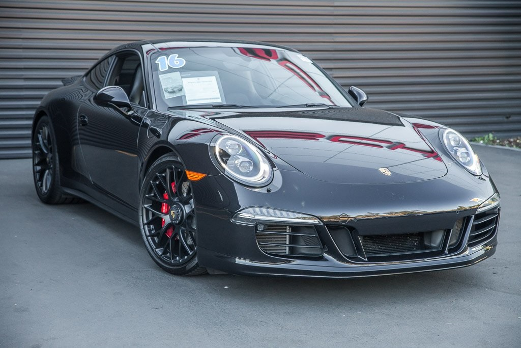 certified pre-owned 2016 porsche 911 carrera gts coupe in hawthorne