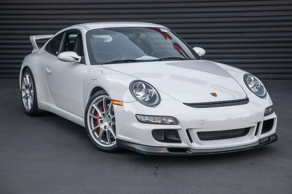 Pre Owned 2007 Porsche 911 Gt3 Coupe In Hawthorne Pb8245 Porsche