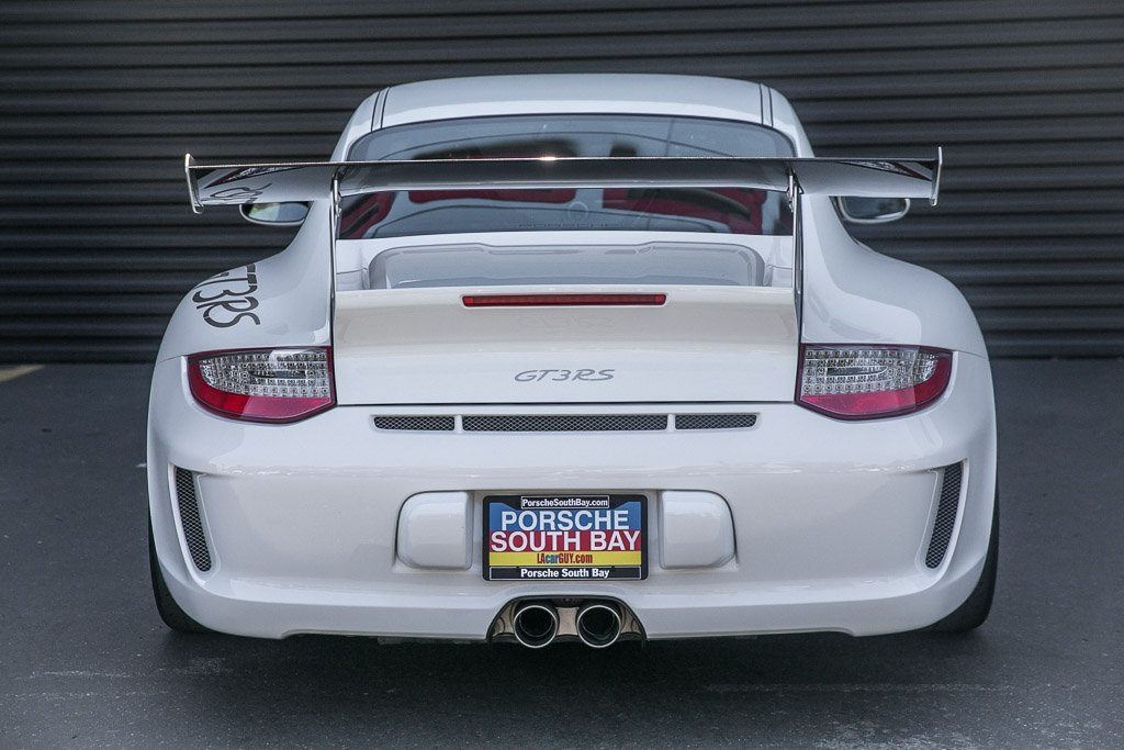 Pre-Owned 2011 Porsche 911 GT3 RS