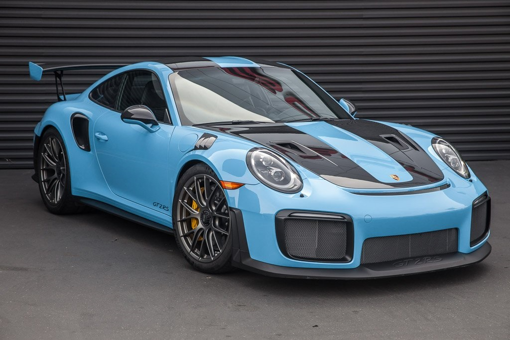 Certified Pre-Owned 2018 Porsche 911 GT2 RS