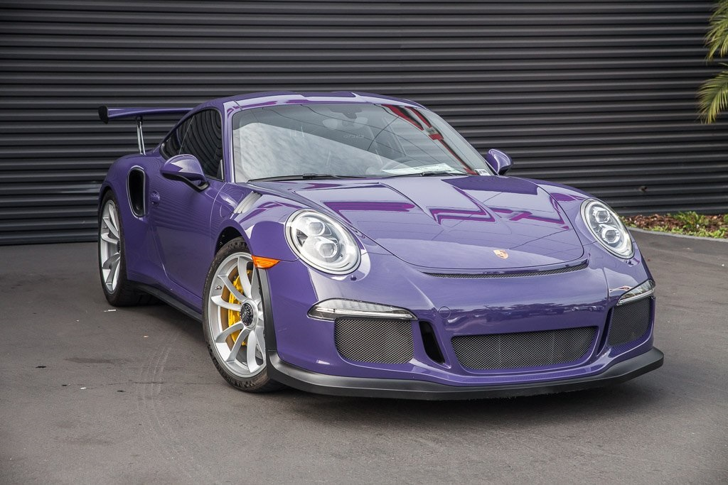 Pre Owned 2016 Porsche 911 Gt3 Rs