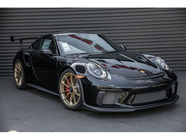 Pre,Owned 2019 Porsche 911 GT3 RS