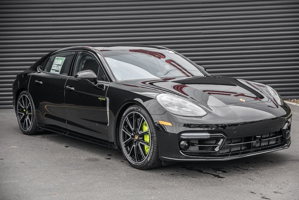 New 2018 Porsche Panamera Turbo S E-Hybrid Executive