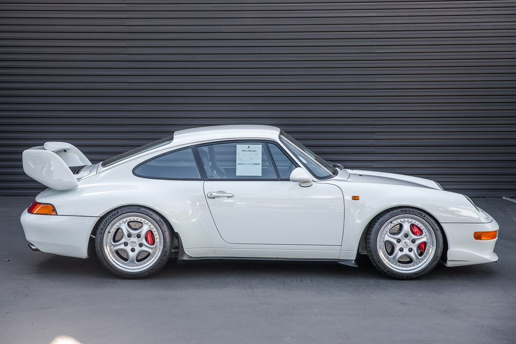 Pre-Owned 1996 Porsche 911 Carrera RS Carrera RS
