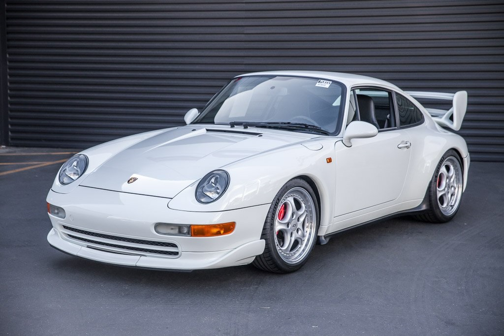 Pre-Owned 1996 Porsche 911 Carrera RS Carrera
