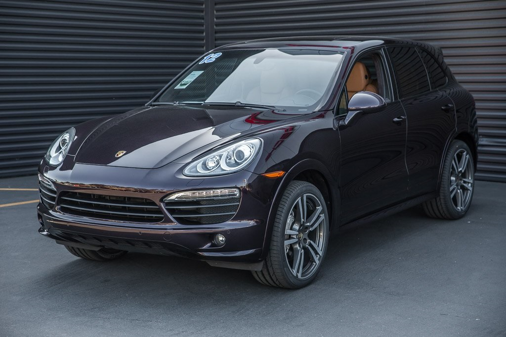 Certified Pre-Owned 2012 Porsche Cayenne S