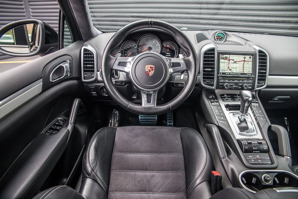 Certified Pre-Owned 2013 Porsche Cayenne GTS