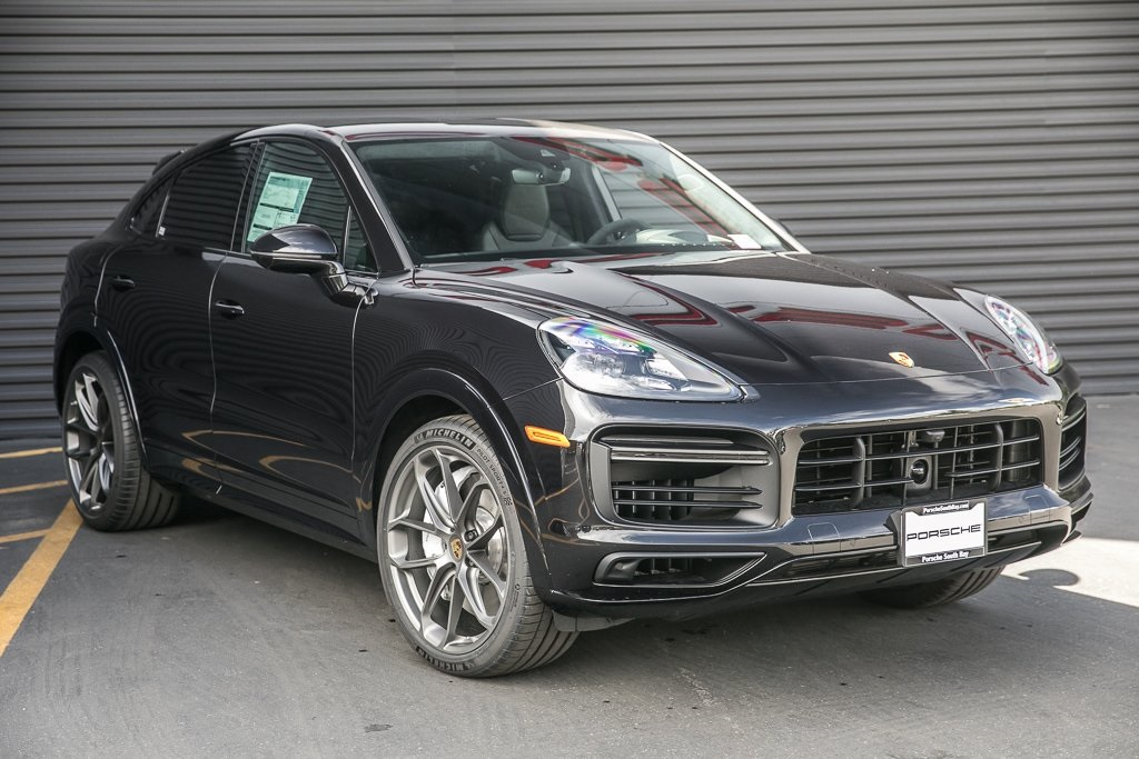 New 2020 Porsche Cayenne Turbo Coupe Coupe In Hawthorne Lda65249 Porsche South Bay