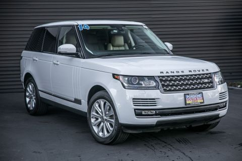 Pre-Owned 2014 Land Rover Range Rover 3.0L V6 Supercharged