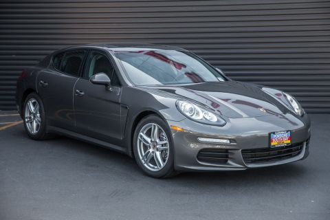 Certified Pre-Owned 2014 Porsche Panamera