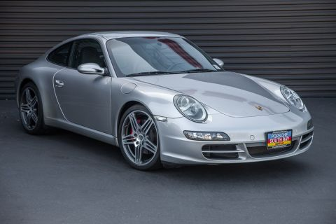 Pre-Owned 2007 Porsche Carrera S Coupe