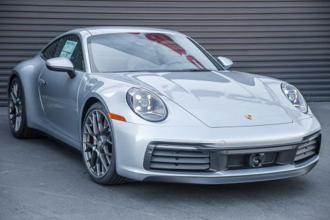 New 2020 Porsche 911 Carrera S (2020)